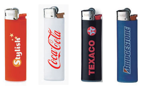 BIC Slim Lighters